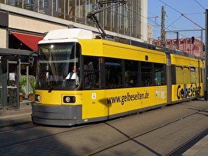 tram transportasi