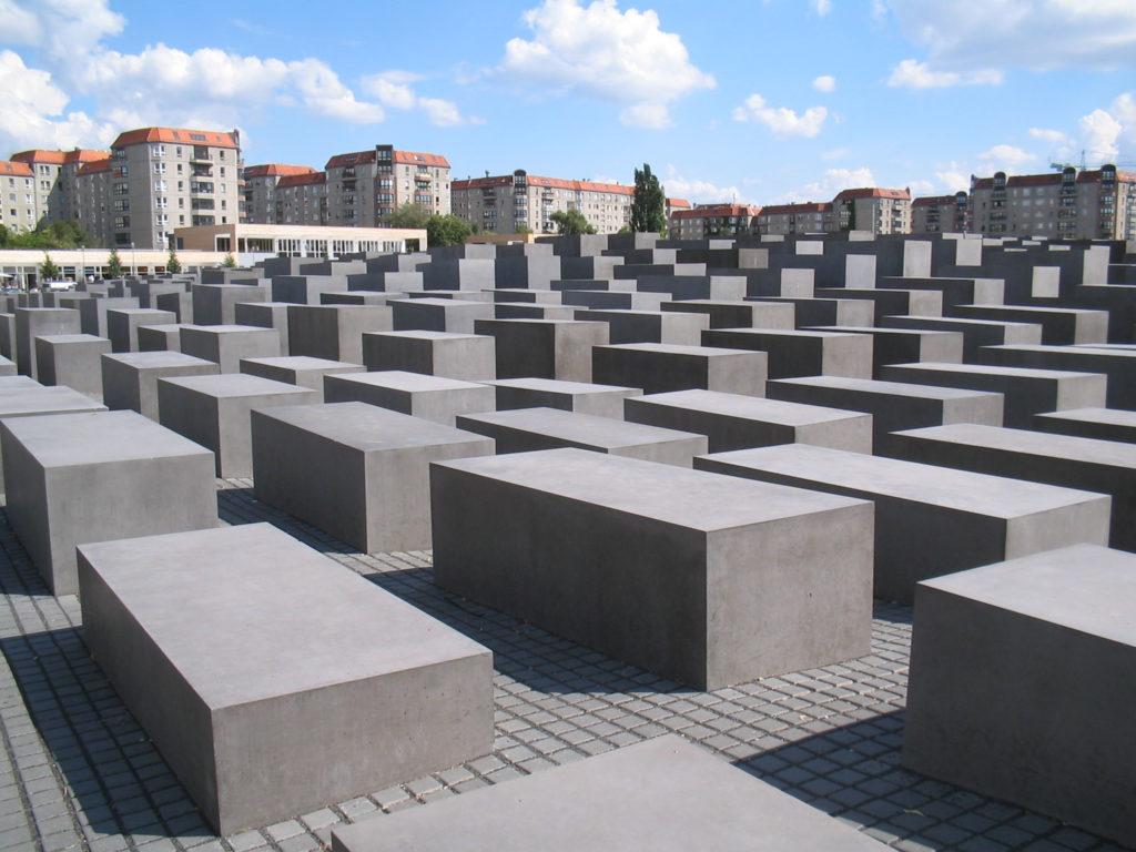 monumen holocaust di berlin