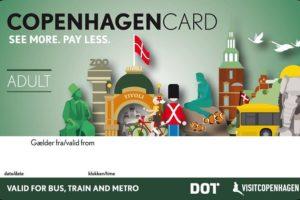 copenhagen card - kartu sakti selama travelling di kopenhagen