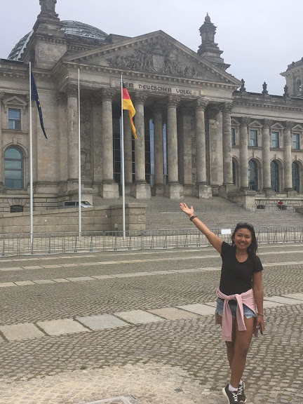 gedung parlemen berlin reichstag